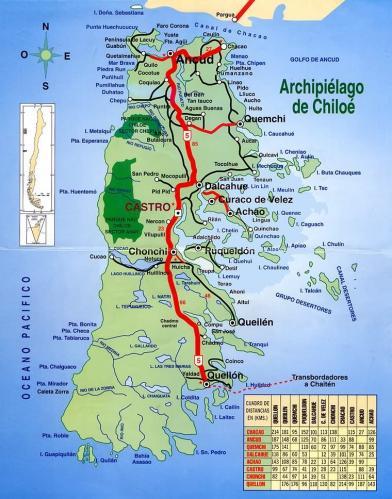 mapa chiloe